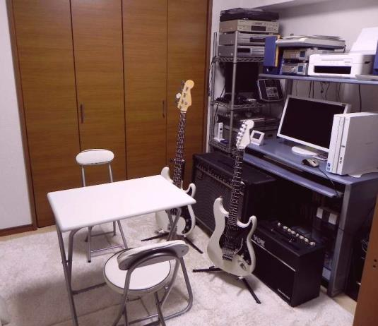 N.G.S Rock Guitar/Bass教室画像